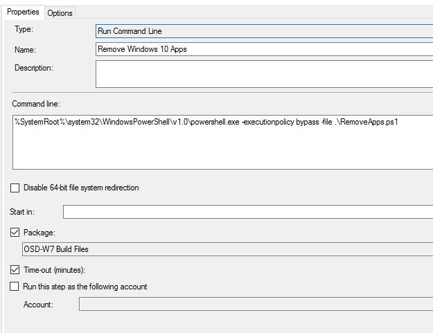 Building a Clean Windows 10 Reference Image – MDT 2013 U1
