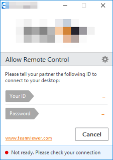 TeamViewer QuickJoin – Windows 10 Image – Exec Mgr